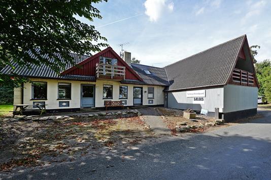Villa på Varbjergvej i Brenderup Fyn - Ejendommen