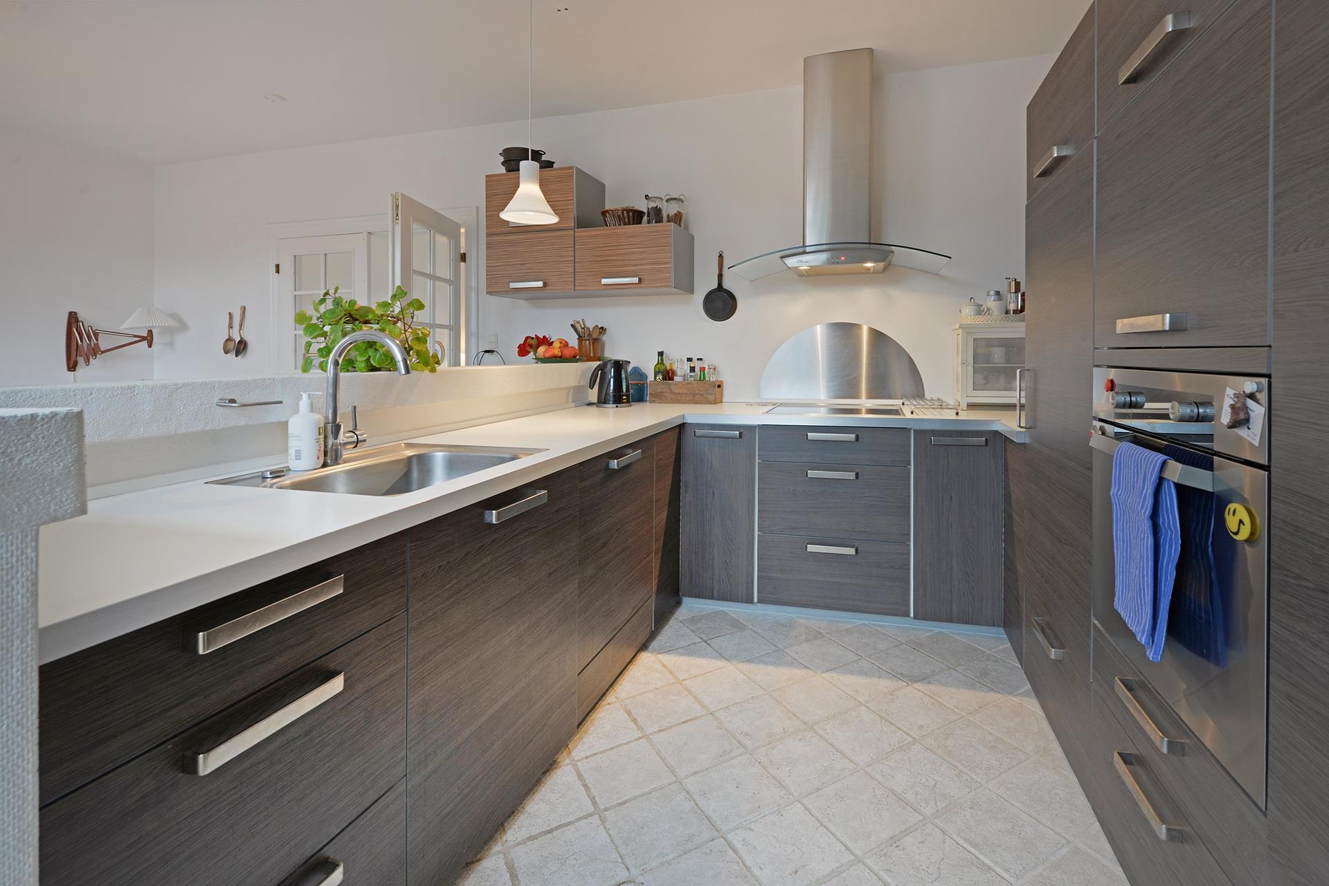 Rækkehus på Odensevej i Middelfart - Køkken