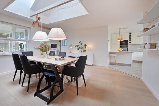 Villa på Gamborgvej i Middelfart - Alrum
