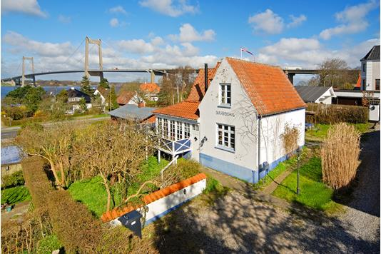 Villa på Skærbæksmøllevej i Middelfart - Mastefoto