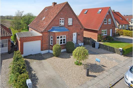 Villa på Gelsted Byvej i Gelsted - Mastefoto
