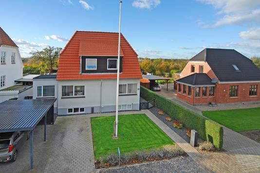 Villa på Kauslundevej i Middelfart - Mastefoto