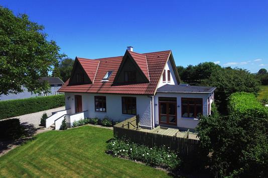 Villa på Strandgyden i Asperup - Andet