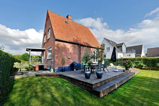 Villa på Kirkevej i Nørre Aaby - Andet