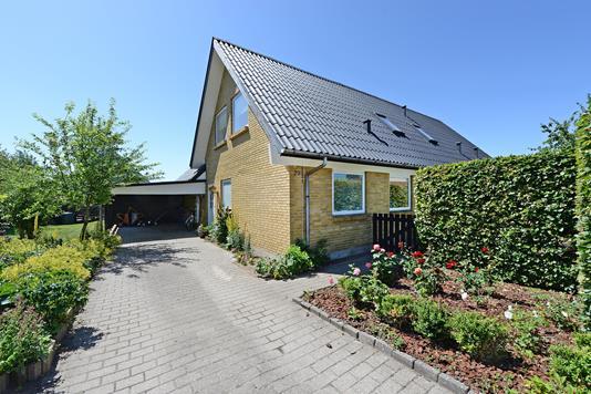 Villa på Postmosevej i Middelfart - Ejendommen