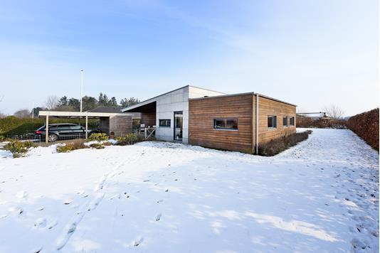 Villa på Slåenkvisten i Middelfart - Ejendommen