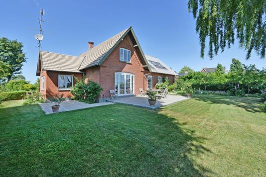 Villa på Storegade i Ejby - Ejendommen