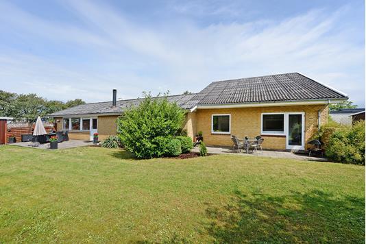 Villa på Hirsevej i Middelfart - Ejendommen