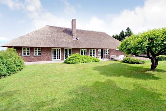 Villa på Margaardvej i Nørre Aaby - Have