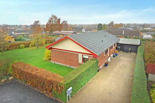 Villa på Siøvænget i Middelfart - Mastefoto