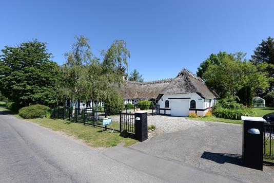 Landejendom på Byllerup i Nørre Aaby - Ejendommen