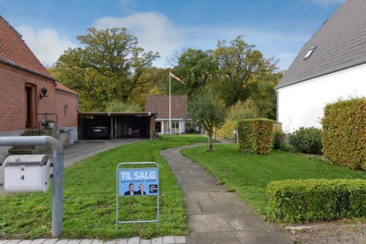 Villa på Egevej i Middelfart - Ejendommen