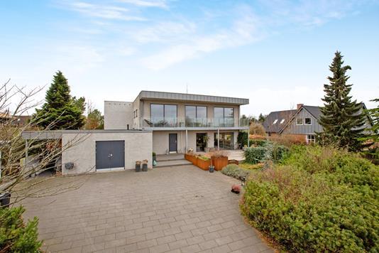Villa på Slugten i Middelfart - Ejendommen