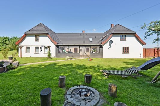 Villa på Gl Assensvej i Nørre Aaby - Facade