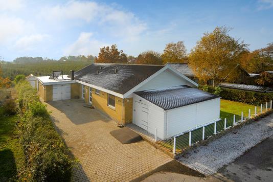 Villa på Blankegaardvænget i Asperup - Ejendommen