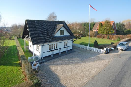 Villa på Langgyden i Nørre Aaby - Mastefoto