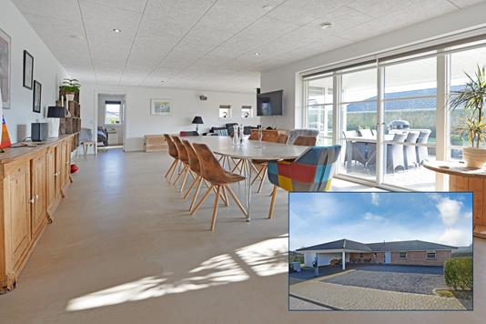 Villa på Havrevænget i Brenderup Fyn - Alrum