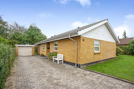 Villa på Rugvænget i Middelfart - Ejendommen