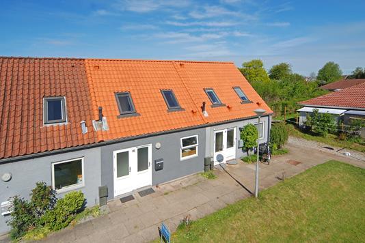 Villa på Gotlandsvej i Middelfart - Mastefoto
