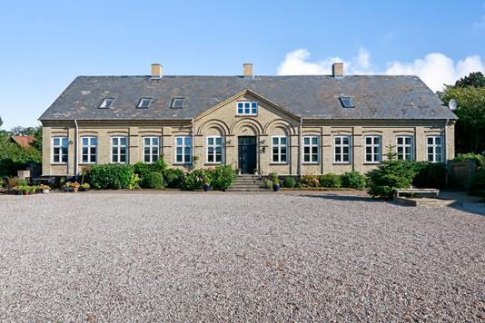 Villa på Blankegaardsvej i Asperup - Ejendommen