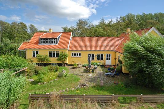 Villa på Præsteengen i Nørre Aaby - Mastefoto