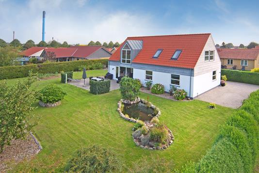 Villa på Polluxvænget i Fredericia - Mastefoto