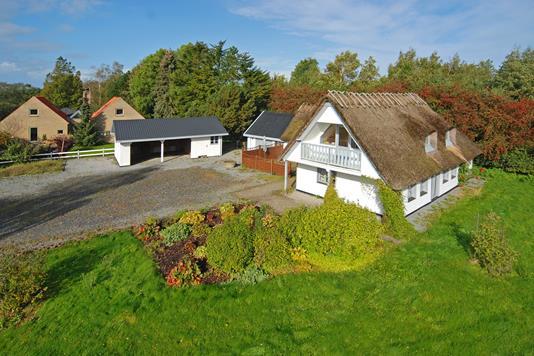 Villa på Ejby Engvej i Ejby - Mastefoto