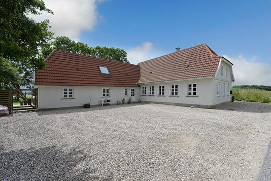 Villa på Skræppedalsvej i Ejby - Andet