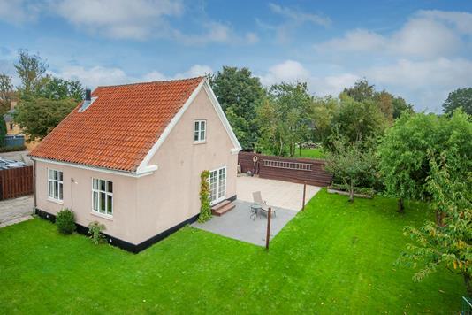 Villa på Kålsbjergvej i Middelfart - Mastefoto