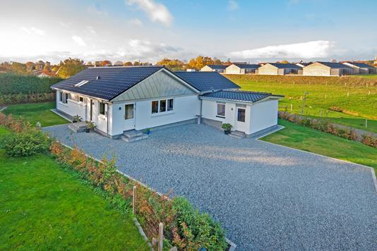 Villa på Færgegårdvej i Middelfart - Mastefoto
