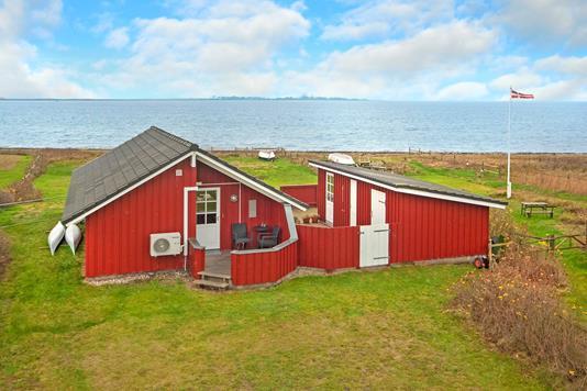 Fritidsbolig på Holmevej i Nørre Aaby - Mastefoto