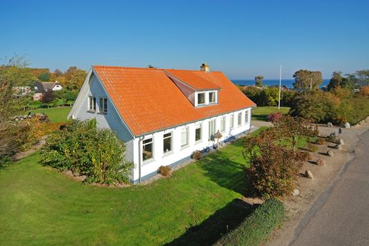 Villa på Nordenhusevej i Nyborg - Ejendommen