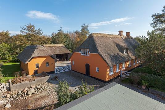 Villa på Stærmose i Søby Ærø - Ejendommen