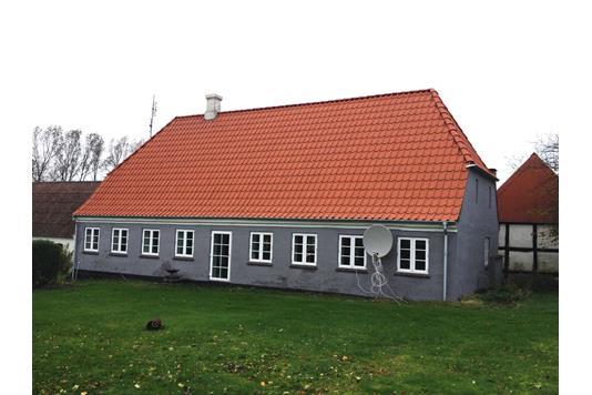 Villa på Stokkeby Nordre Gyde i Ærøskøbing - Ejendommen