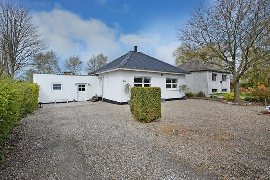 Villa på Gl. Langeskov i Langeskov - Ejendommen