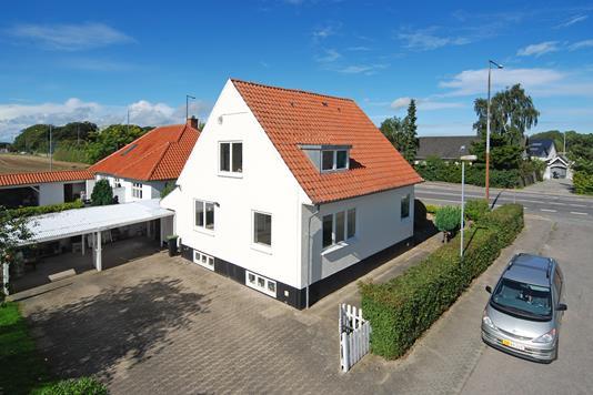 Villa på Odensevej i Langeskov - Andet