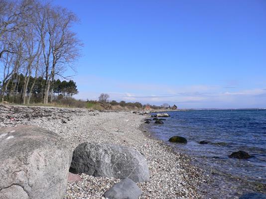 Fritidsgrund på Søbakken i Frørup - Strand