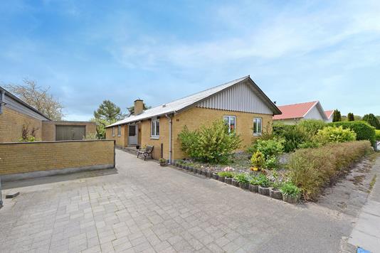 Villa på Havrevej i Nyborg - Ejendommen