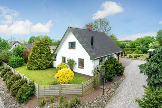 Villa på Nyborgvej i Ørbæk - Mastefoto