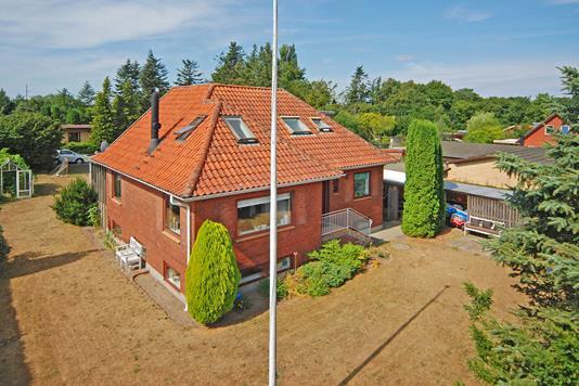 Villa på Sandvænget i Nyborg - Mastefoto