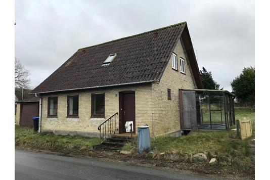 Villa på Bystævnet i Nyborg - Ejendommen