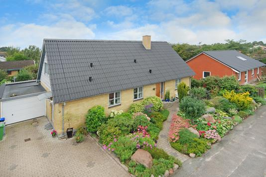 Villa på Vænget i Nyborg - Mastefoto