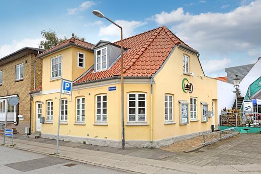 Villa på Strandvejen i Kerteminde - Ejendommen