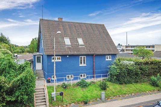 Villa på Frisengårdsvej i Nyborg - Ejendommen