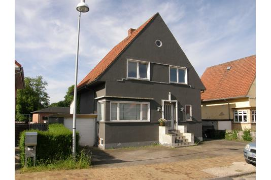 Villa på Svanevej i Odense C - Facade