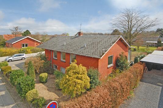 Villa på Old Gyde i Glamsbjerg - Mastefoto