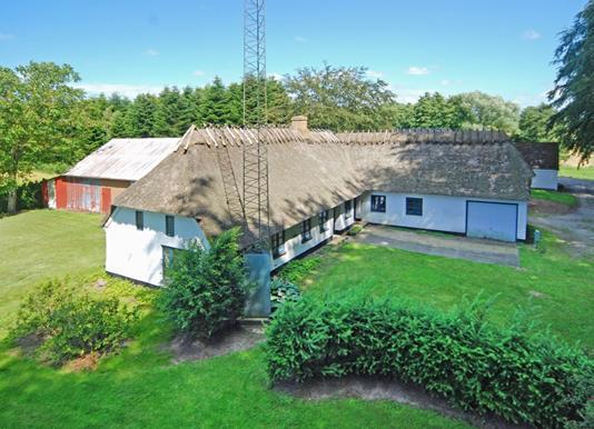 Landejendom på Holmevej i Haarby - Andet