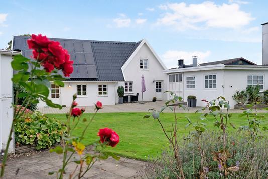 Villa på Amerikavej i Broby - Ejendommen