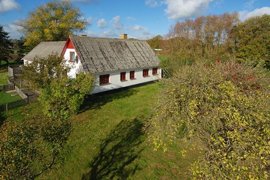 Landejendom på Toftevej i Broby - Andet