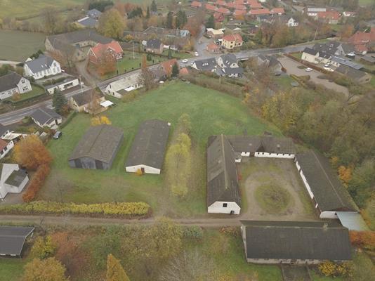 Landejendom på Møllevej i Haarby - Andet